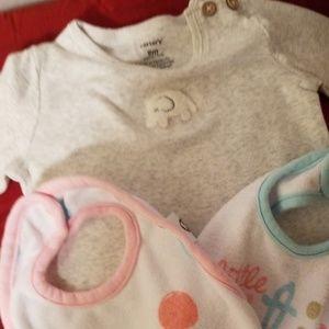 NWT!! Little Me Baby Bundle